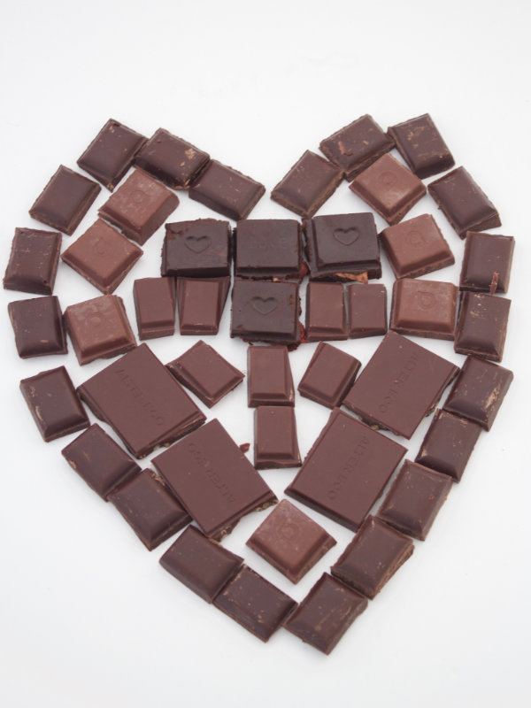 Is chocolate vegan? The simple answer is yes and no. It depends on the ingredients. The best news is that vegan chocolate usually has better ingredients.