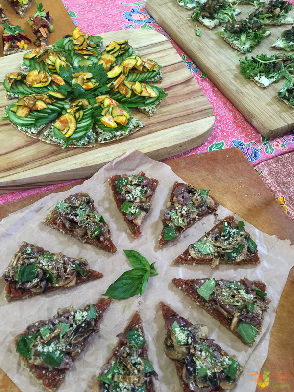 Looking for a raw food cooking school? So was I. And I found Veet's Vegan Chef and Lifestyle Training raw food cooking school in Mullumbimby, northern NSW.