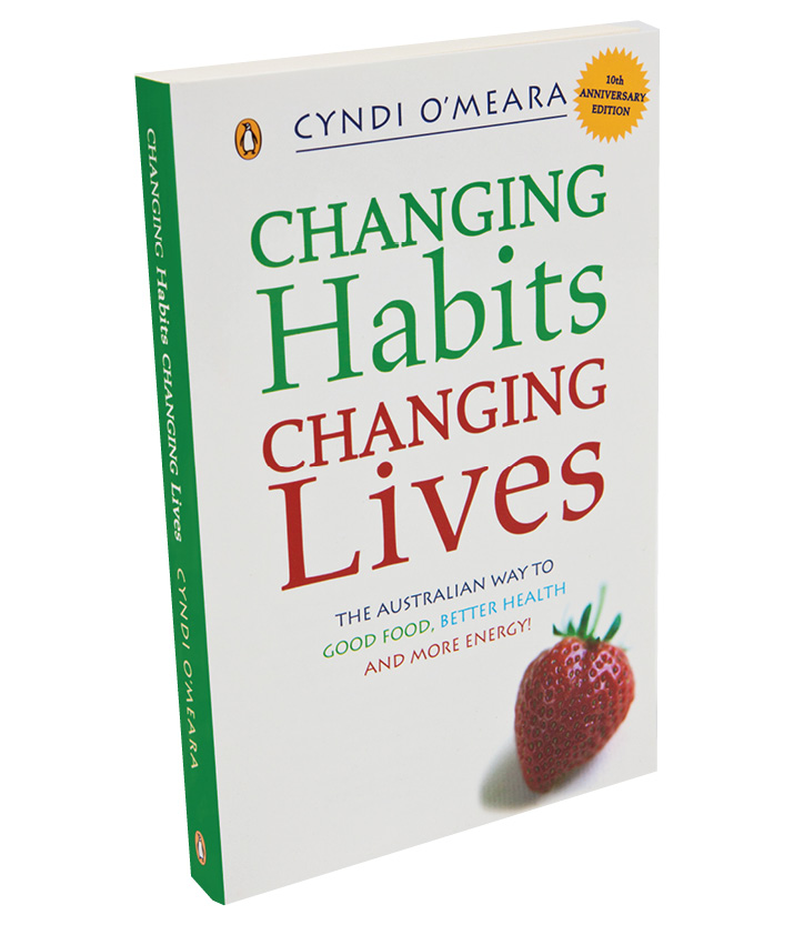 I have a girl crush on Cyndi O'Meara. What's not to love? Real food, healthy habits, food without toxins and excess packaging, creating the healthiest life.