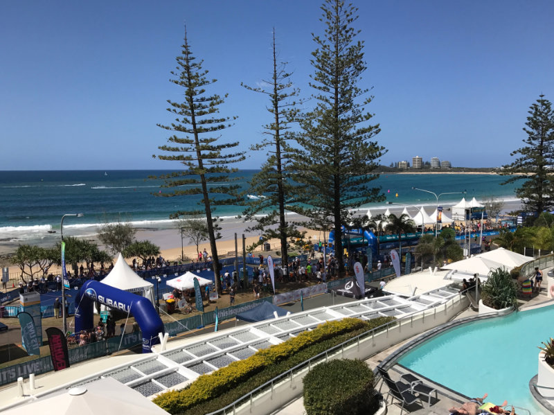 Mooloolaba triathlon is an Olympic distance triathlon. The festival is not just about one race but a weekend of events for the whole family.