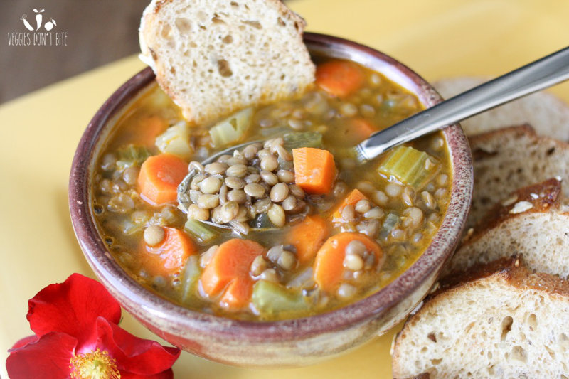 Healthy soups are easy to prepare, full of nutrient-dense vegetables and soul warming. Here are some of my favourite healthy soups, perfect for winter