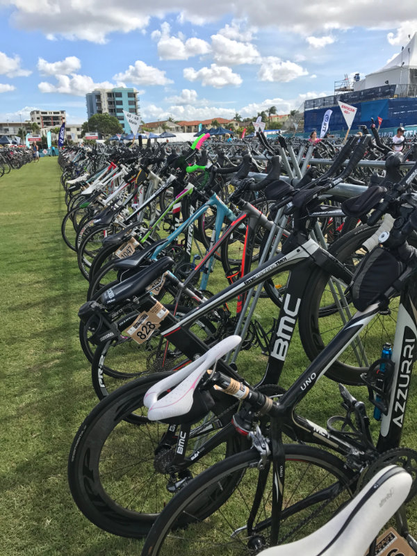 Gold Coast Triathlon 2017 marks one year to the Commonwealth Games. A chance for weekend warriors to race the same course as the ITU athletes.