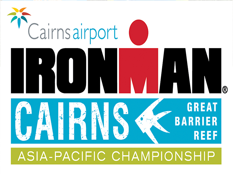 Cairns Ironman logo