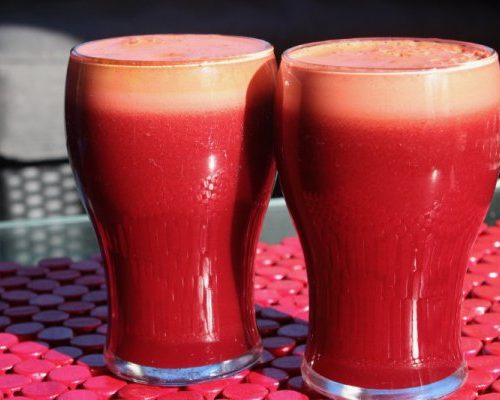 vegan recipes beetroot juice wellness occasions by Sweets and Greens