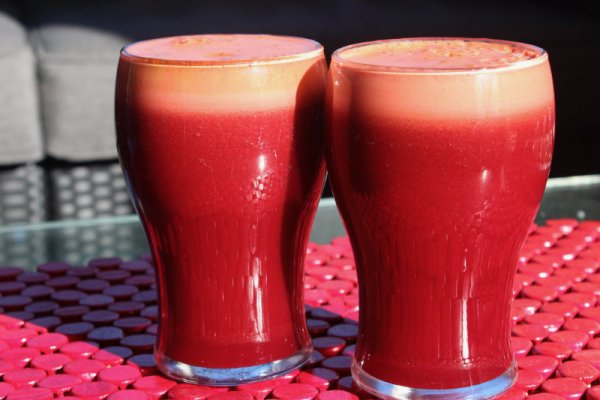 Top 5 Benefits of Beetroot Juice