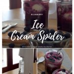 vegan recipe icecream blueberries refreshing quick yummy by Sweets and Greens
