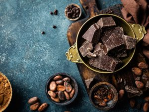 vegan recipes chocolate workshop by Sweets and Greens