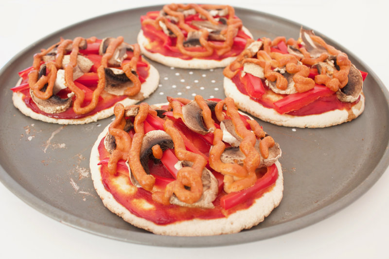 vegan food recipes cashew cream pizzas tacos crackers savoury quick by Sweets and Greens