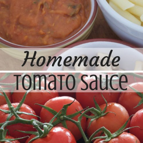 vegan recipes food sauce homemade tomatoes sauce dish by Sweets and Greens