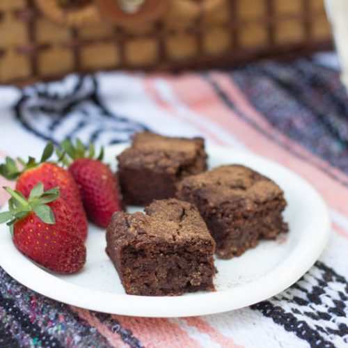 vegan recipes sweets eggs free brownies high tea party by Sweets and Greens