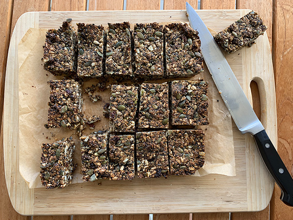 Gluten and Nut Free Bar