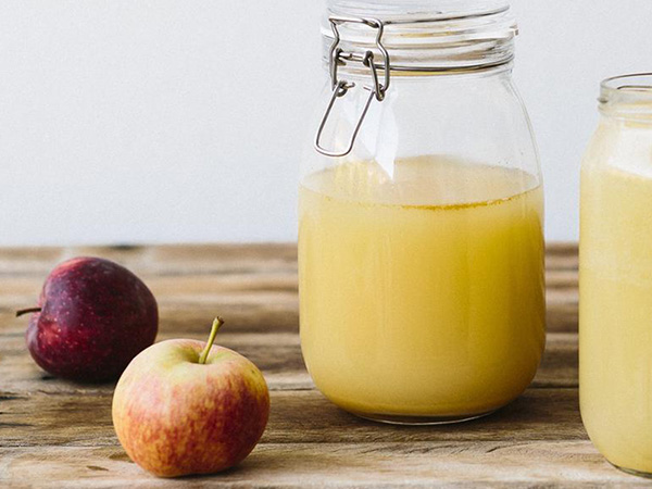 Apple Juice Kefir
